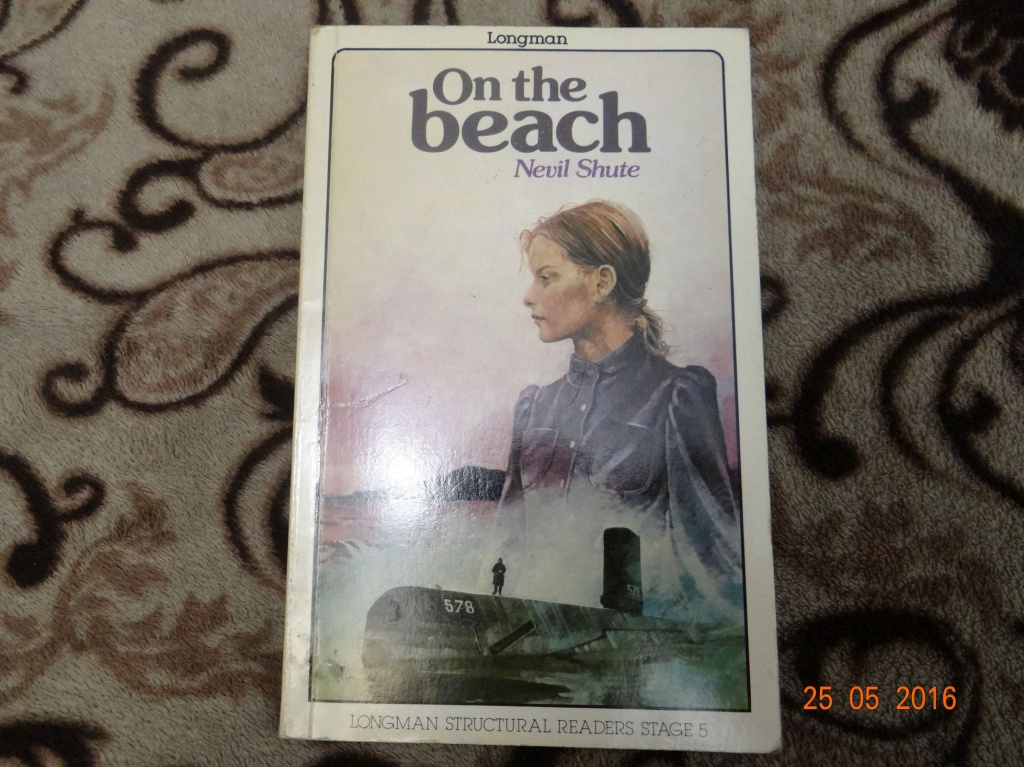 On the beach. Роман. Издан в Гонк-Конге. 1972 год.